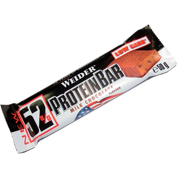 Батончик Weider 52% Protein Bar 50г
