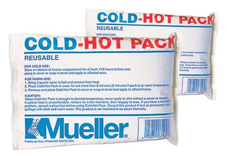 Код 030105 Холодно/горячие компрессы многократного использования, 1 компресс (15,0 х 22,5) см