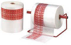 Код 030801 1 рулон из 1500 пластиковых пакетов (25,4 х 45,7см)