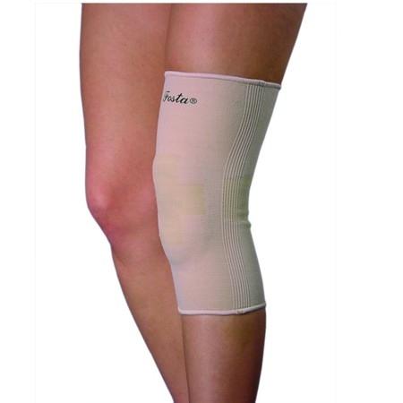 Код F1601 Фиксатор коленного сустава с силиконовой вставкой, S-XL