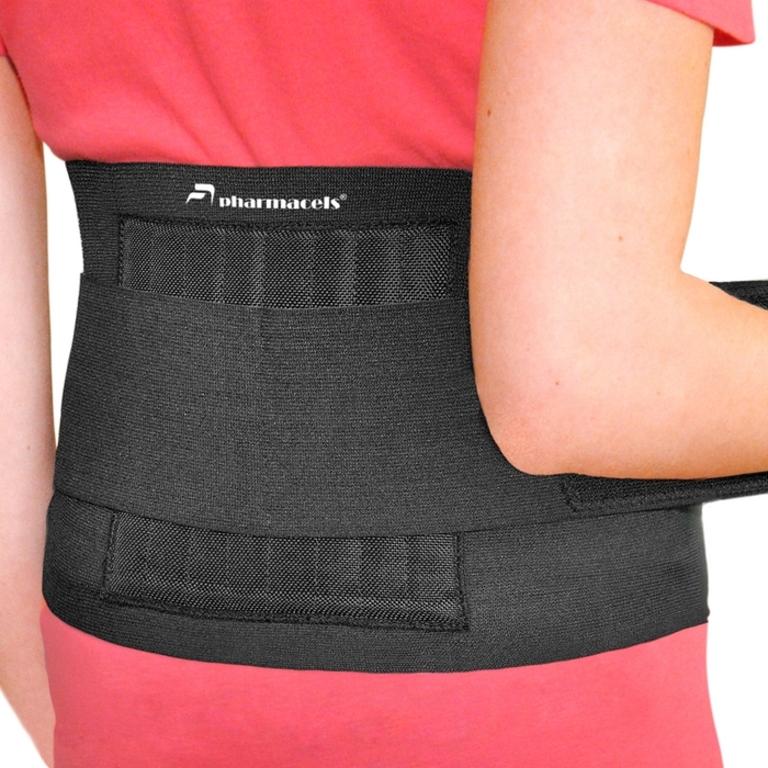 Код 52470 Регулируемый бандаж для спины