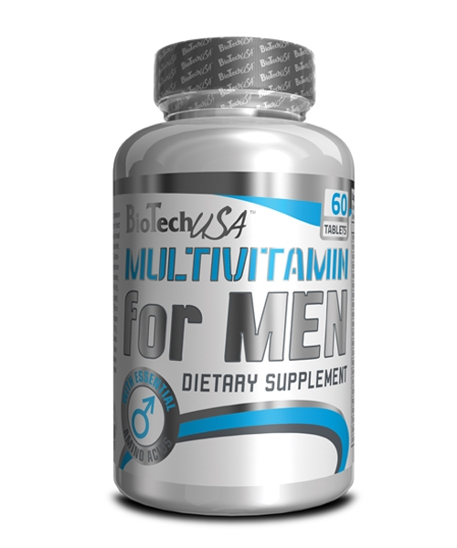 BT Multivitamin for Men 60 таблеток