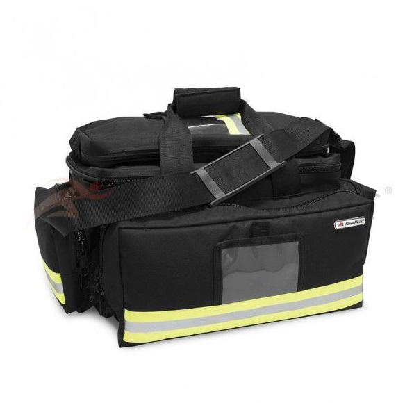 Сумка для медперсонала и тренеров / через плечо / моющаяся / из полиэстера / 55x35x35 см / RehabMedic ( Испания )