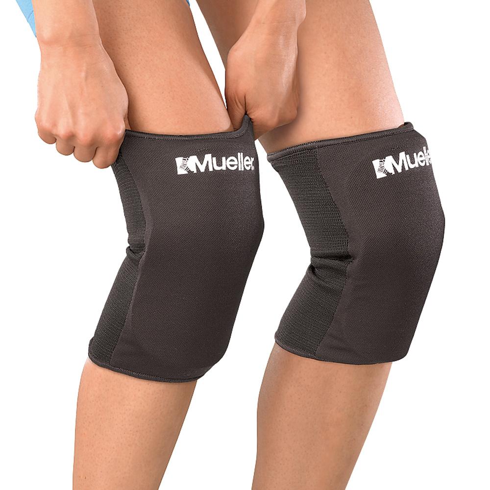 Код 4535 Подушечки на колено, безразмерные, одна пара, черные