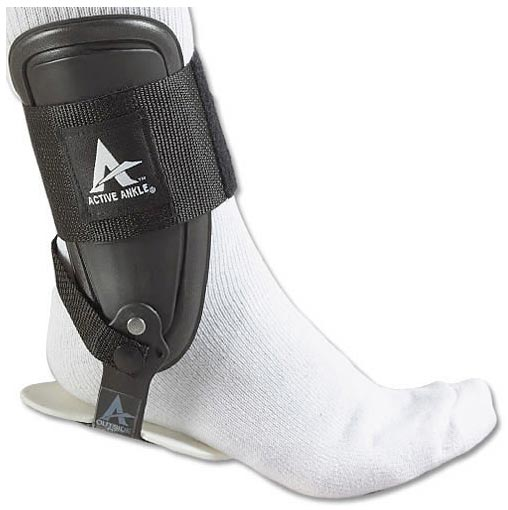 Бандаж для голеностопа Cramer Active Ankle T2