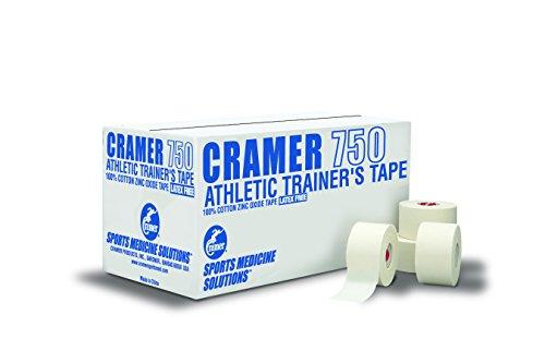 Код 28750 Тейп для спортивных тренировок  750 Athletic Trainer`s Tape: 3,8смХ13,7м, 32 рул. в уп.
