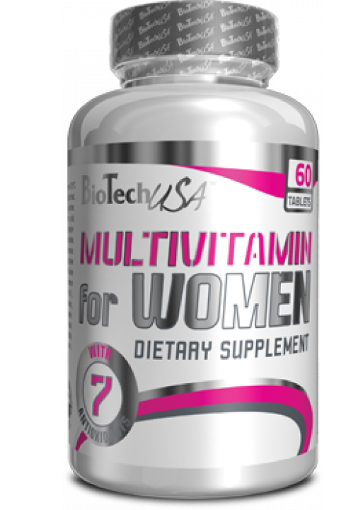 BT Multivitamin for Woman 60 таблеток