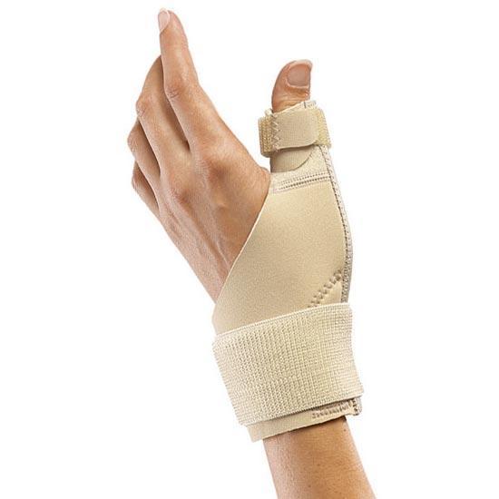 Код 4518 Стабилизатор большого пальца руки, безразмерный, подходит на обе руки, 1 шт., бежевый