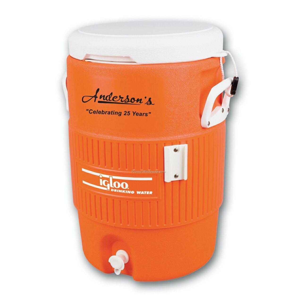 Код 42316 Изотермический контейнер Igloo 5 Gal Orange