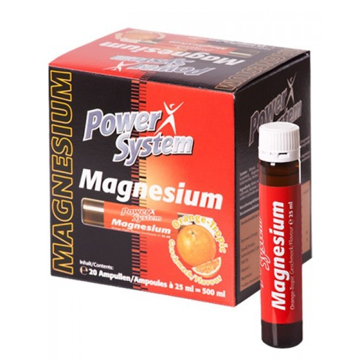 Power System Magnesium 1 ампула