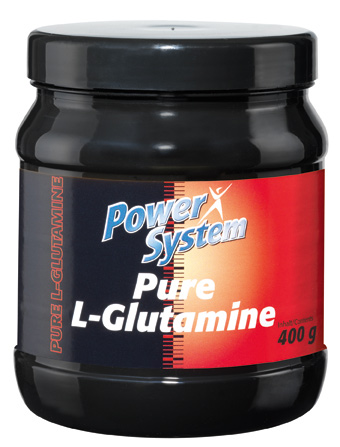 Power System Glutamine 400г