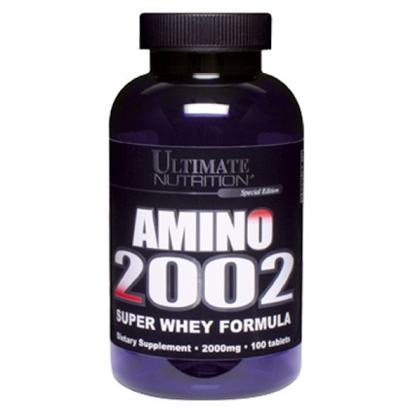 Ultimate Amino 2002 (100 таблеток)