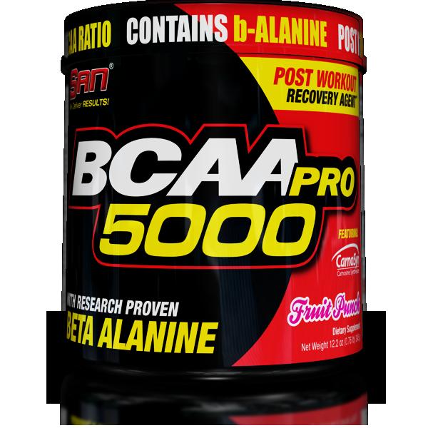San BCAA-Pro 5000 345г