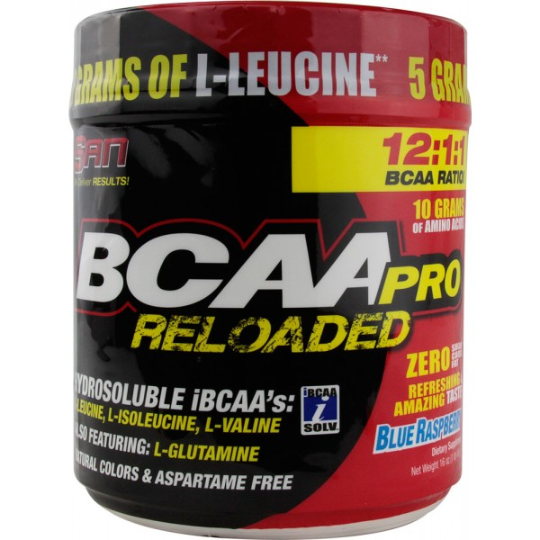 San BCAA-Pro Realoded 458 г