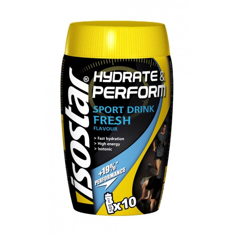 ISOSTAR Hydrate&Perform 400