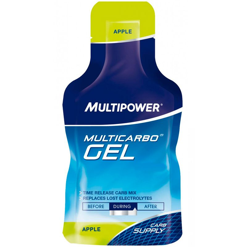 Multipower Multicarbo Gel 40 г