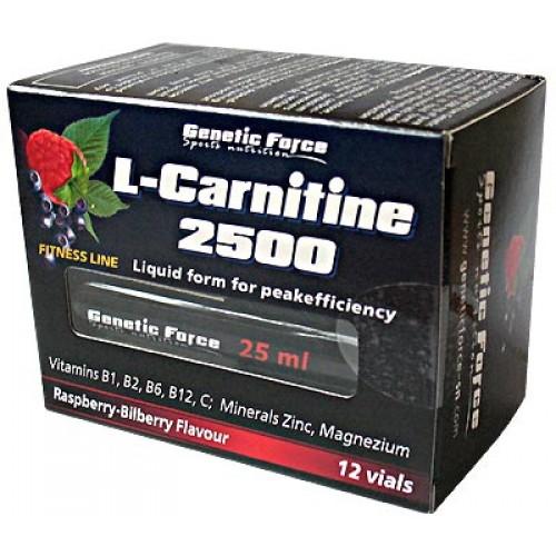 Genetic L-carnitine 2500 1 ампула