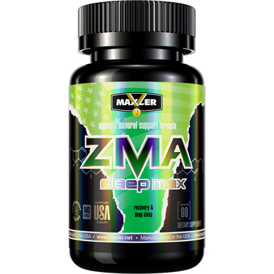 Maxler ZMA Sleep Max 90 капсул