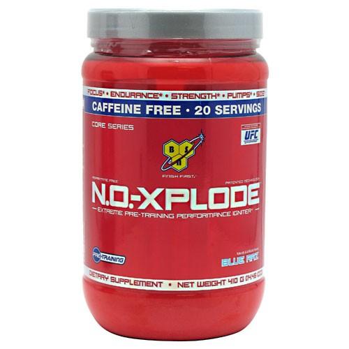 BSN NO-XPLODE Core Caffeine Free 450 г