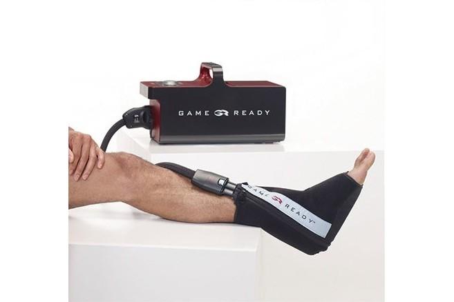 Код 590330 Бандаж насадка Лодыжка L - для  мужчин с  размером ноги до 11