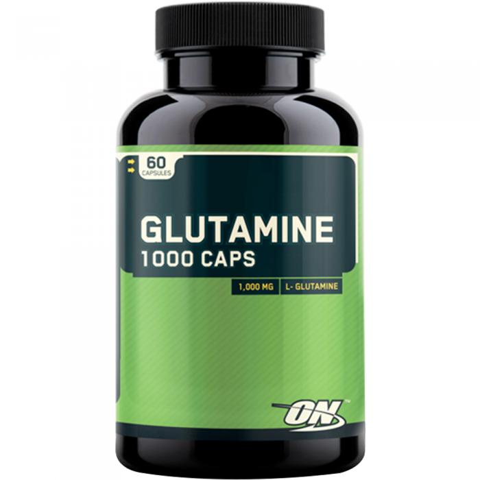 Optimum Glutamine 1000 мг 60 капсул
