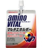 АminoVITAL® Multi Energy - гель со вкусом яблока, 180 г (аминокислоты + углеводы)