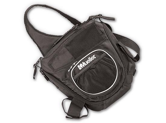 Код 16017 Sling Bag, сумка-рюкзак, 1 шт., пустой, черный