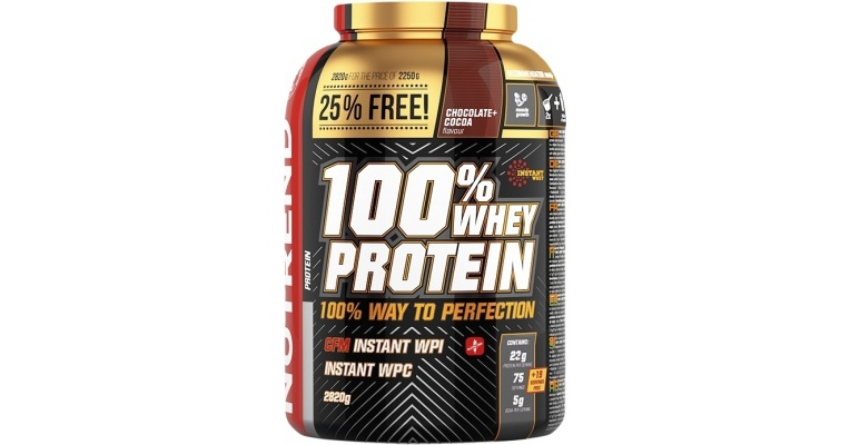 100% WHEY PROTEIN 2820 g LIMITED EDITION