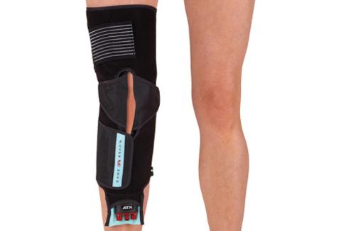 Код 531360 Колено со сгибом в коленном суставе (3 сменных чехла в комплекте)