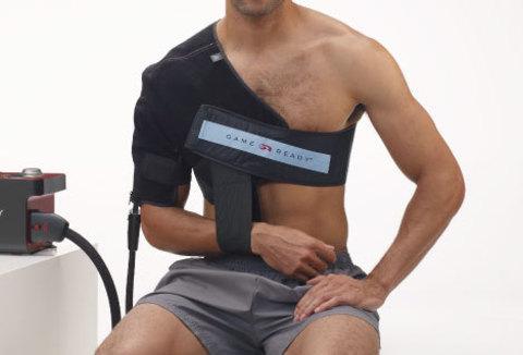Код 590432 Бандаж насадка Плечо правое L, (обхват груди 102 -140 см)