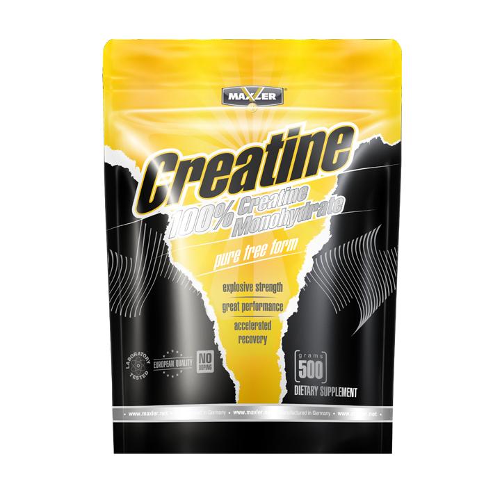Maxler Creatine 500 г (пакет)