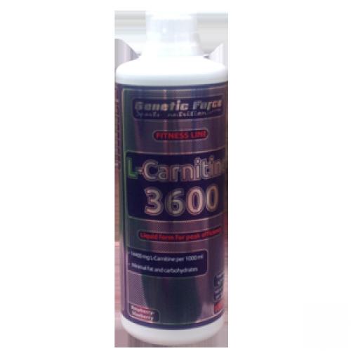 Genetic L-carnitine 3600 1 литр