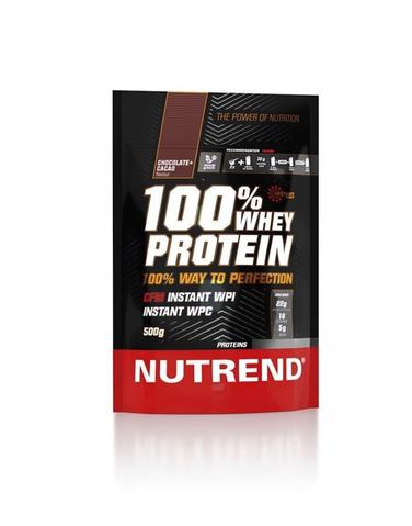100% WHEY PROTEIN 500 g